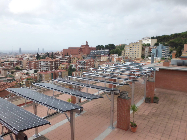 Barcelonès 31,72kWp Image