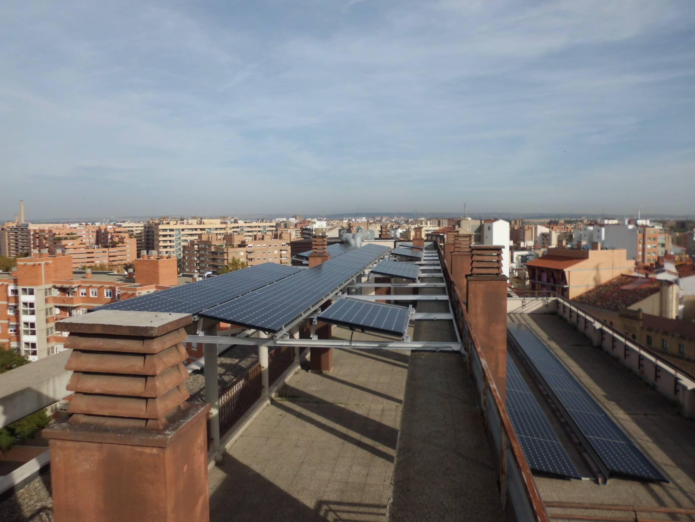 Zaragoza 35,97 kWp Image