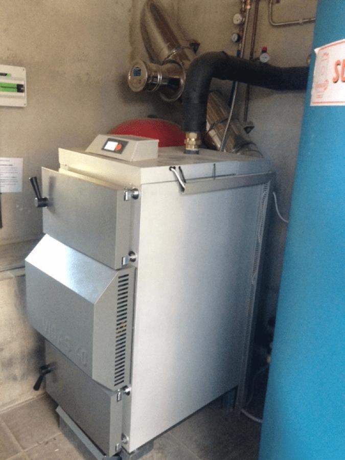 Garraf 40 kW Image