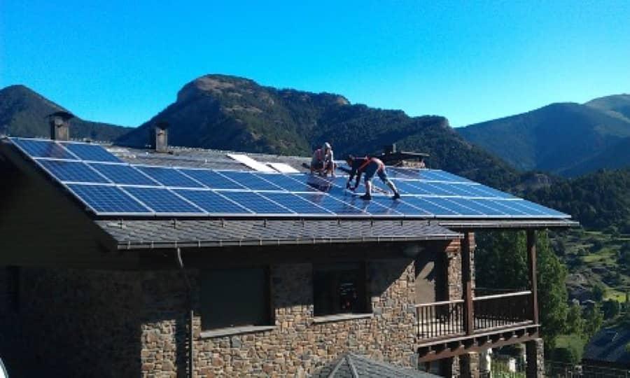 Andorra 10 kWp Image