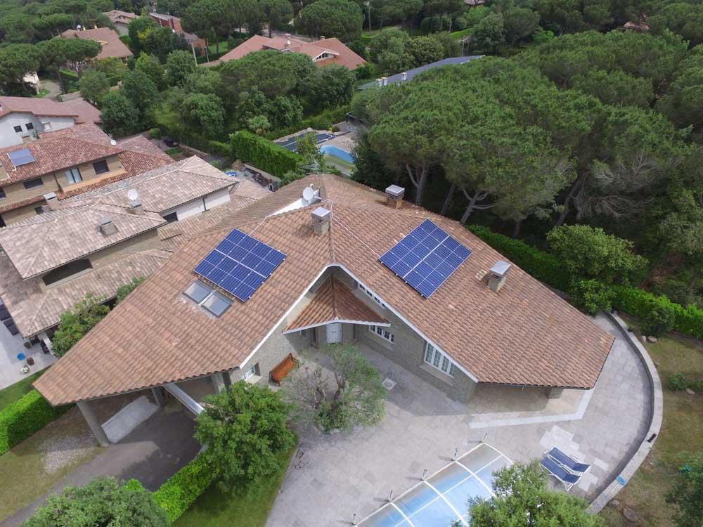 Osona 4,95 kWp Image