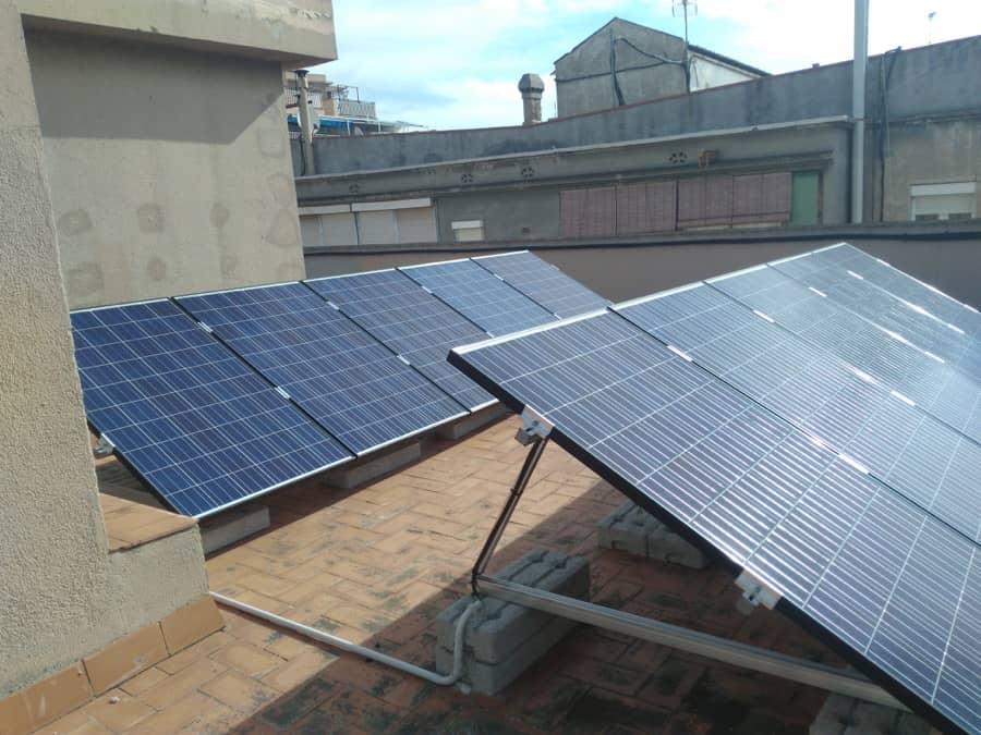 Barcelonès 2,6 kWp Image