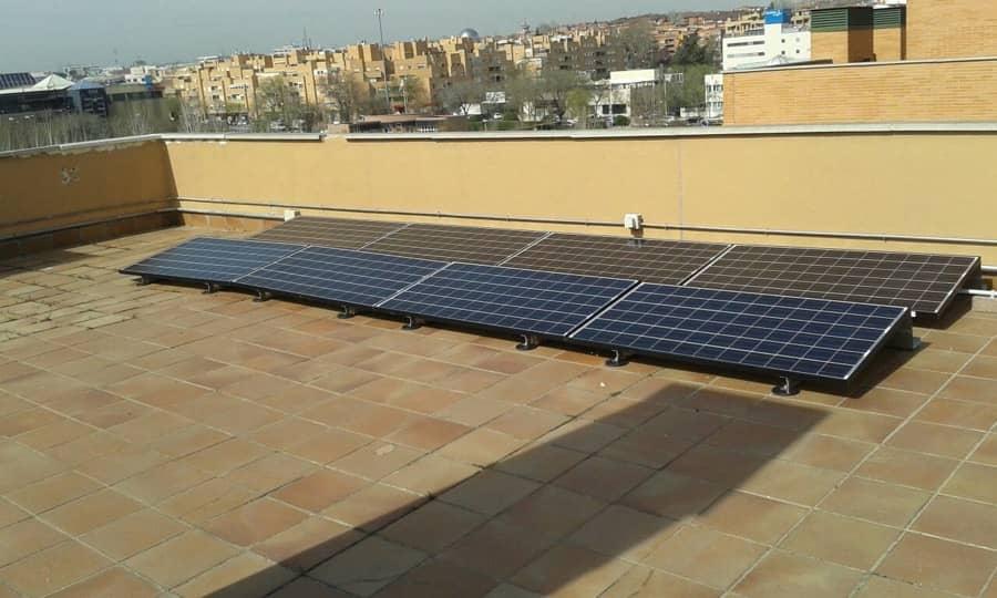 Madrid 13,33 kWp Image