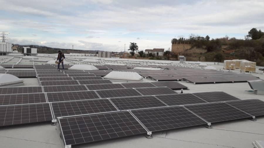 El Bages 99,09 kWp Image