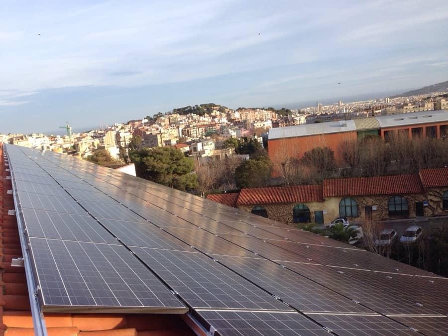 Barcelonès 42,79 kWp Image