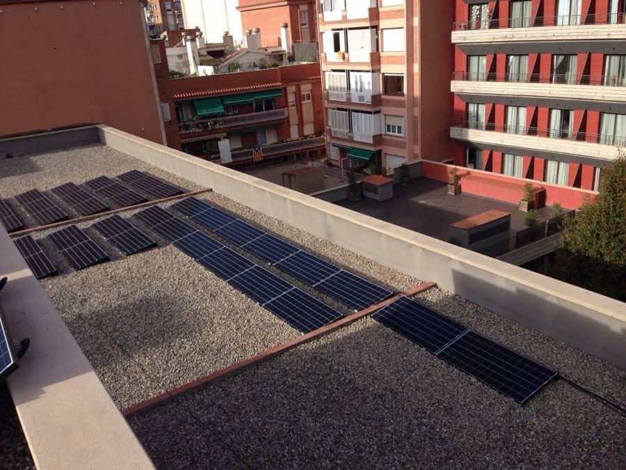 Barcelonès 43,65 kWp Image