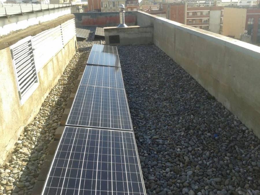 Barcelonès 8,6 kWp Image