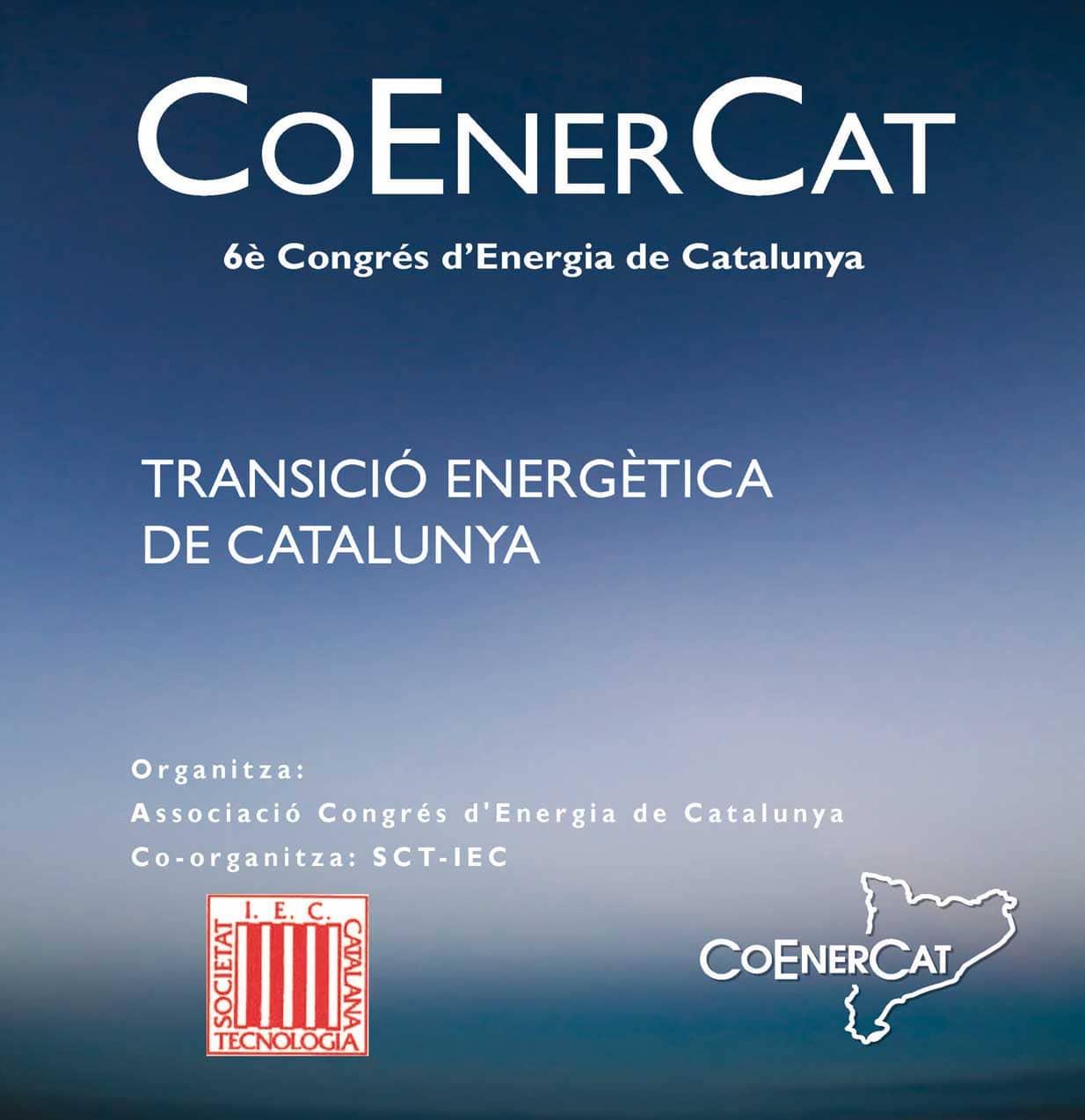 6è Congrés d'Energia de Catalunya