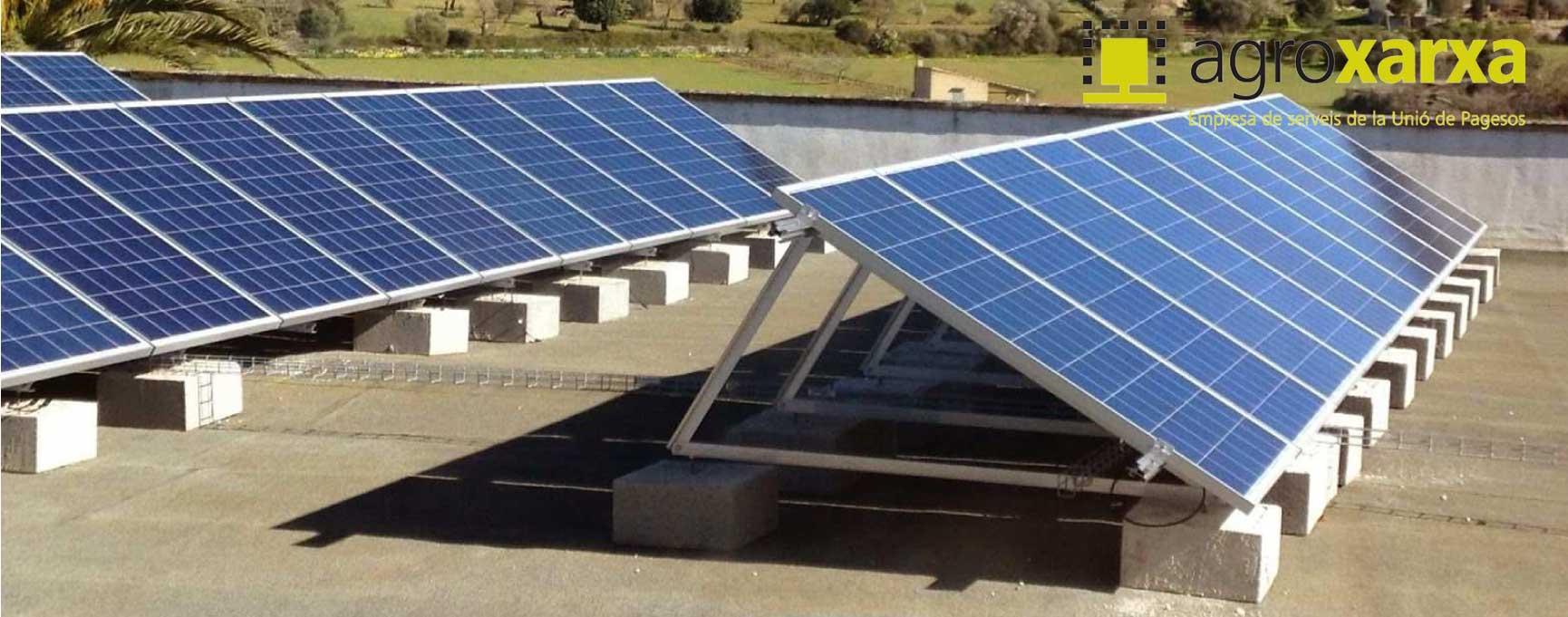 Xerrada Plaques Solars