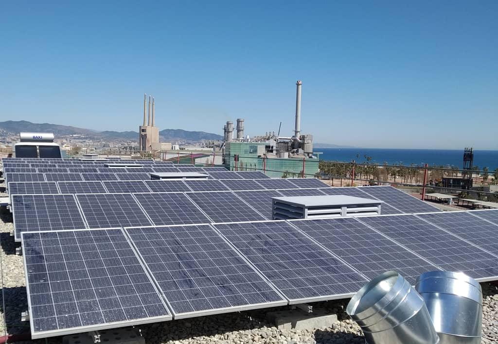 Barcelona 17,8 kWp Image