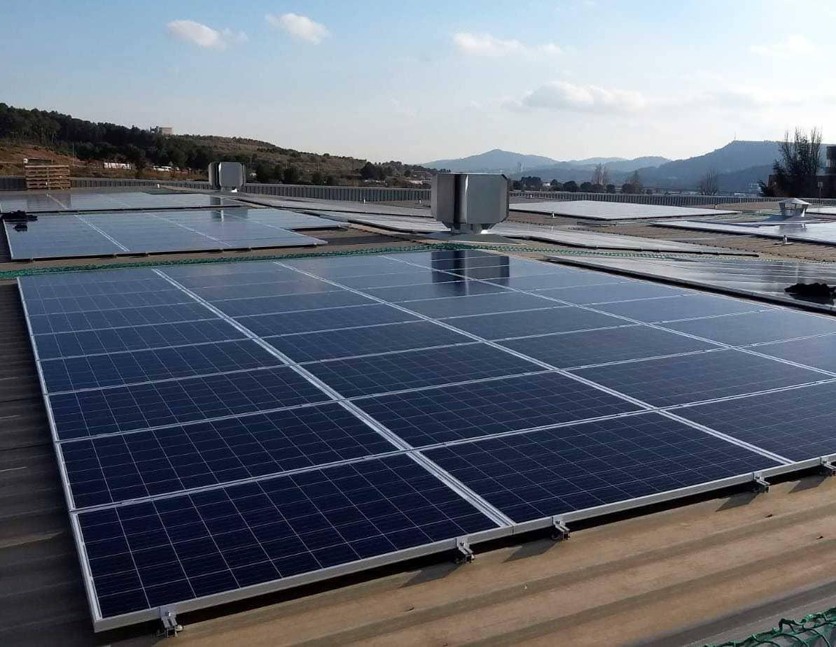 Vallès occidental 199,93 kWp Image