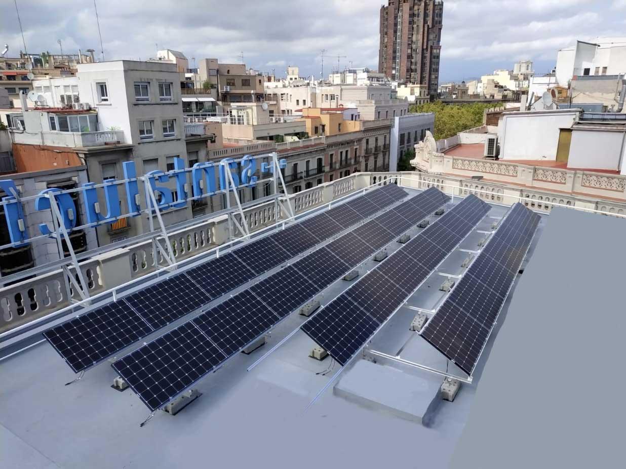 Barcelonès 13,86 kWp Image