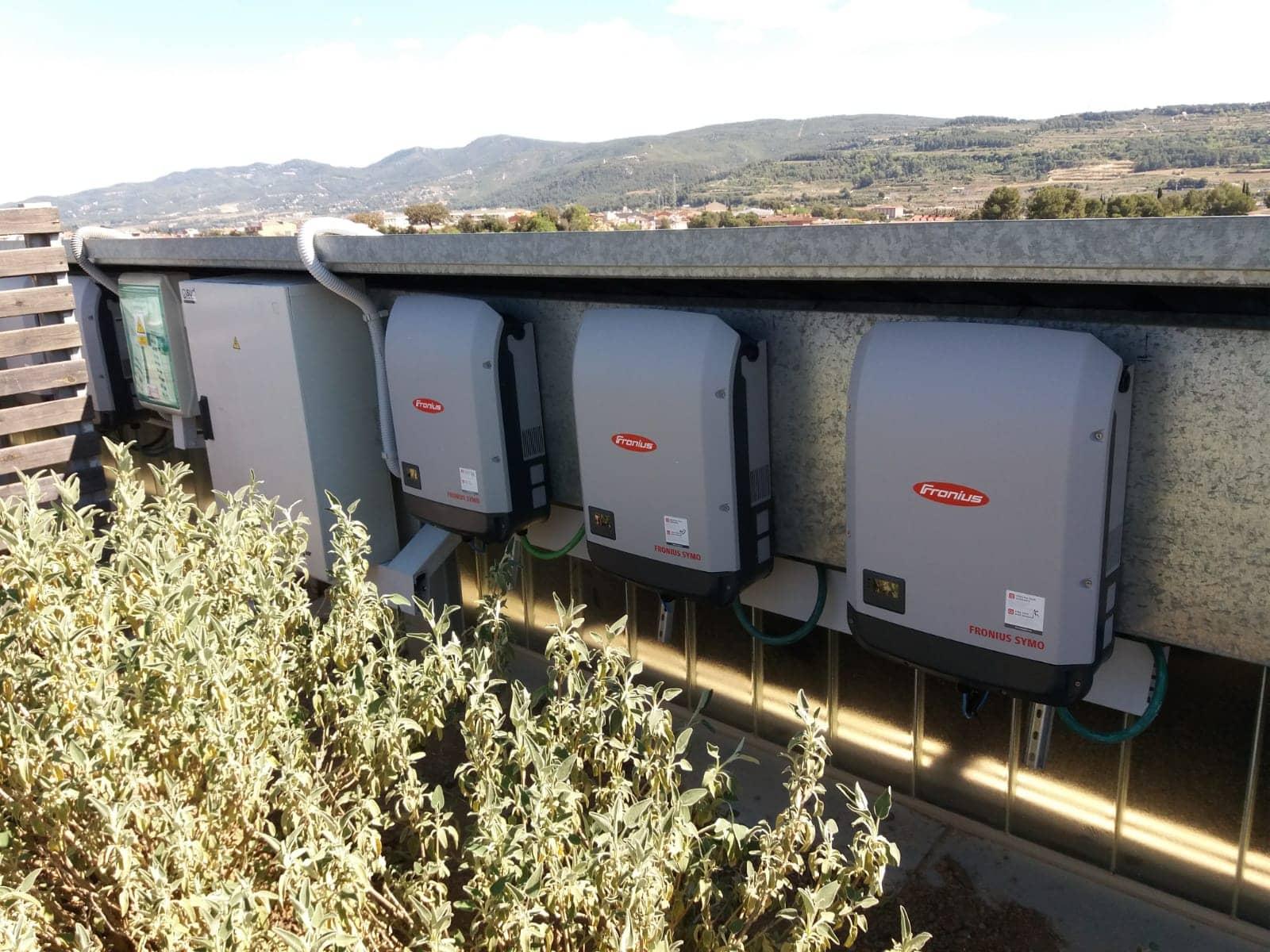 Alt Penedès 99,99 kWp Image