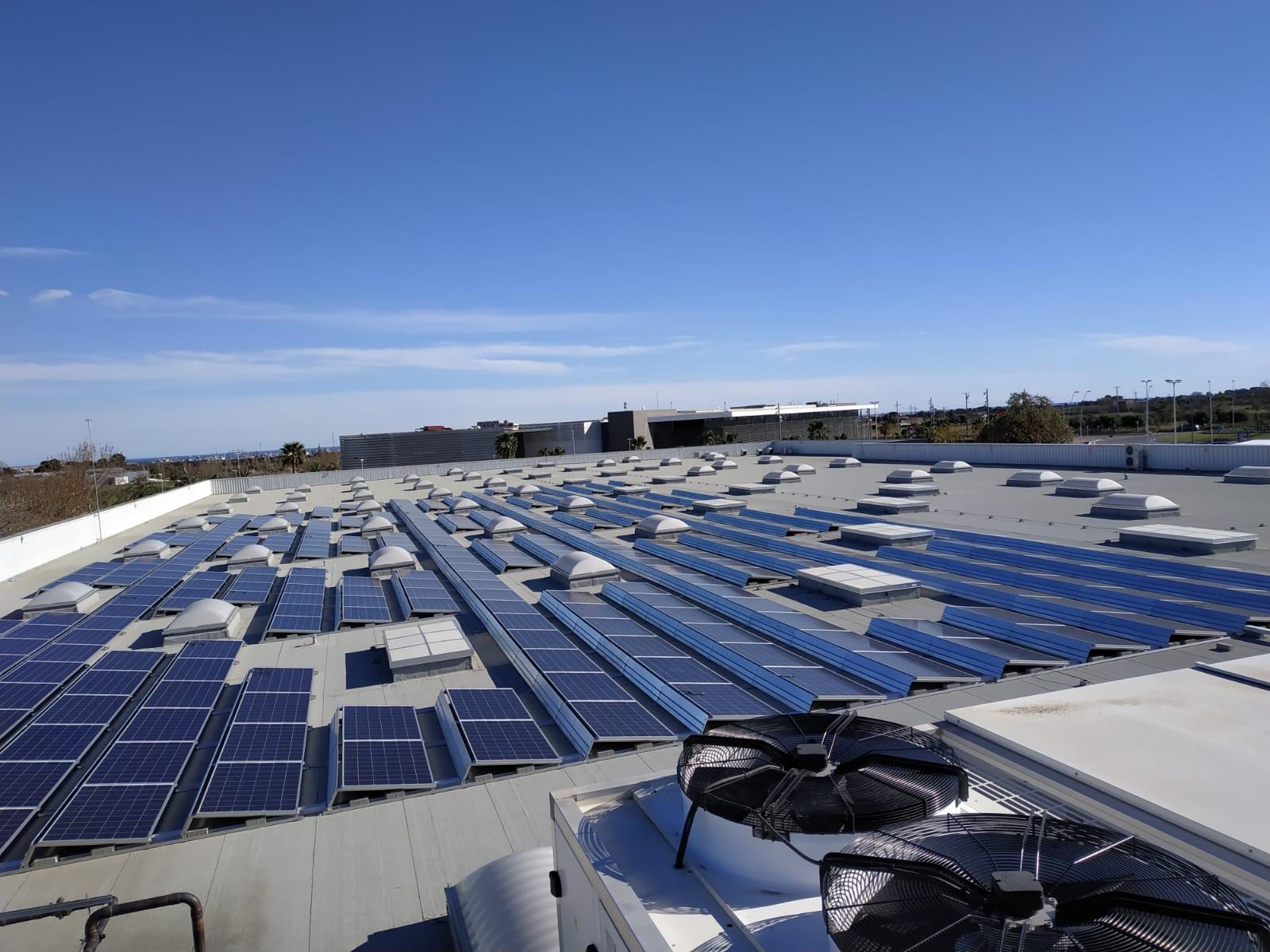 Baix Camp 99,83 kWp Image