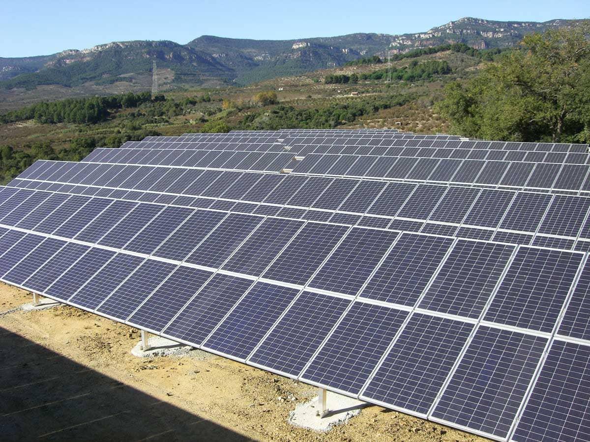 Baix Camp 117,72 kWp Image