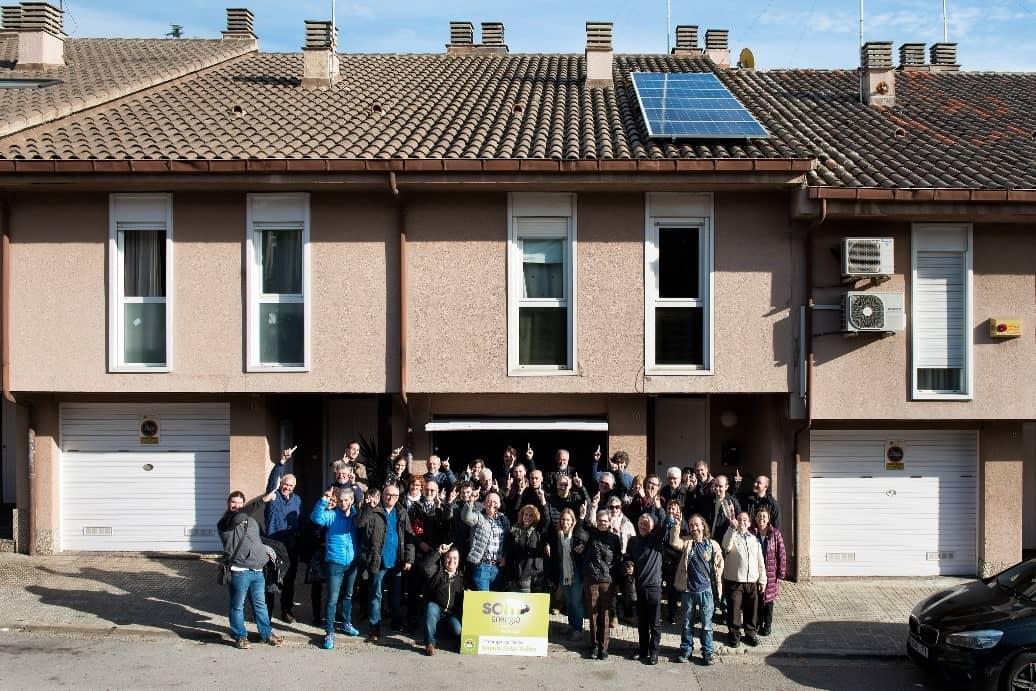 Nos sumamos a la autoproducción fotovoltaica en la Cataluña Central