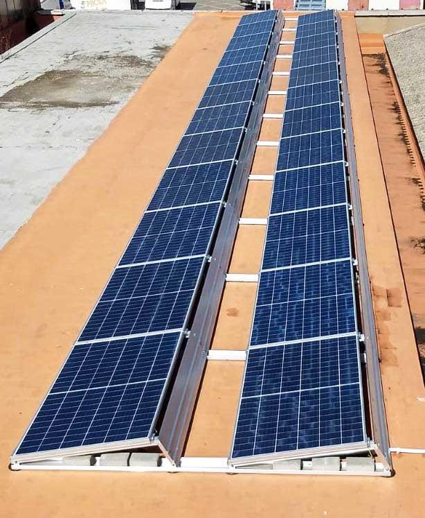 Barcelonès 25,81 kWp Image