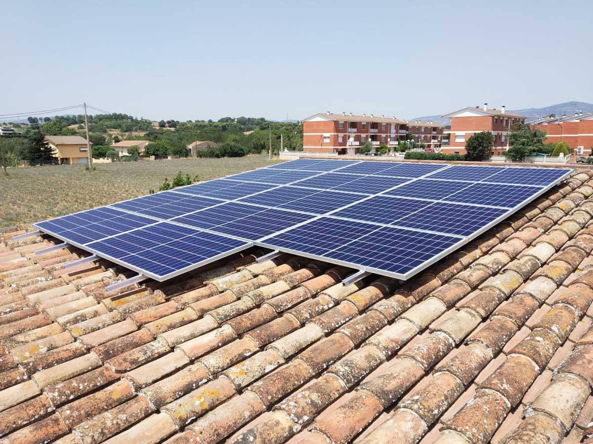 Vallès Oriental 4,06 kWp Image