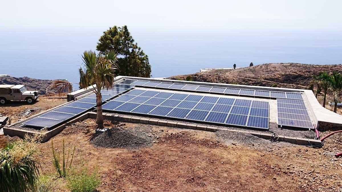 Canarias 19,44 kWp Image