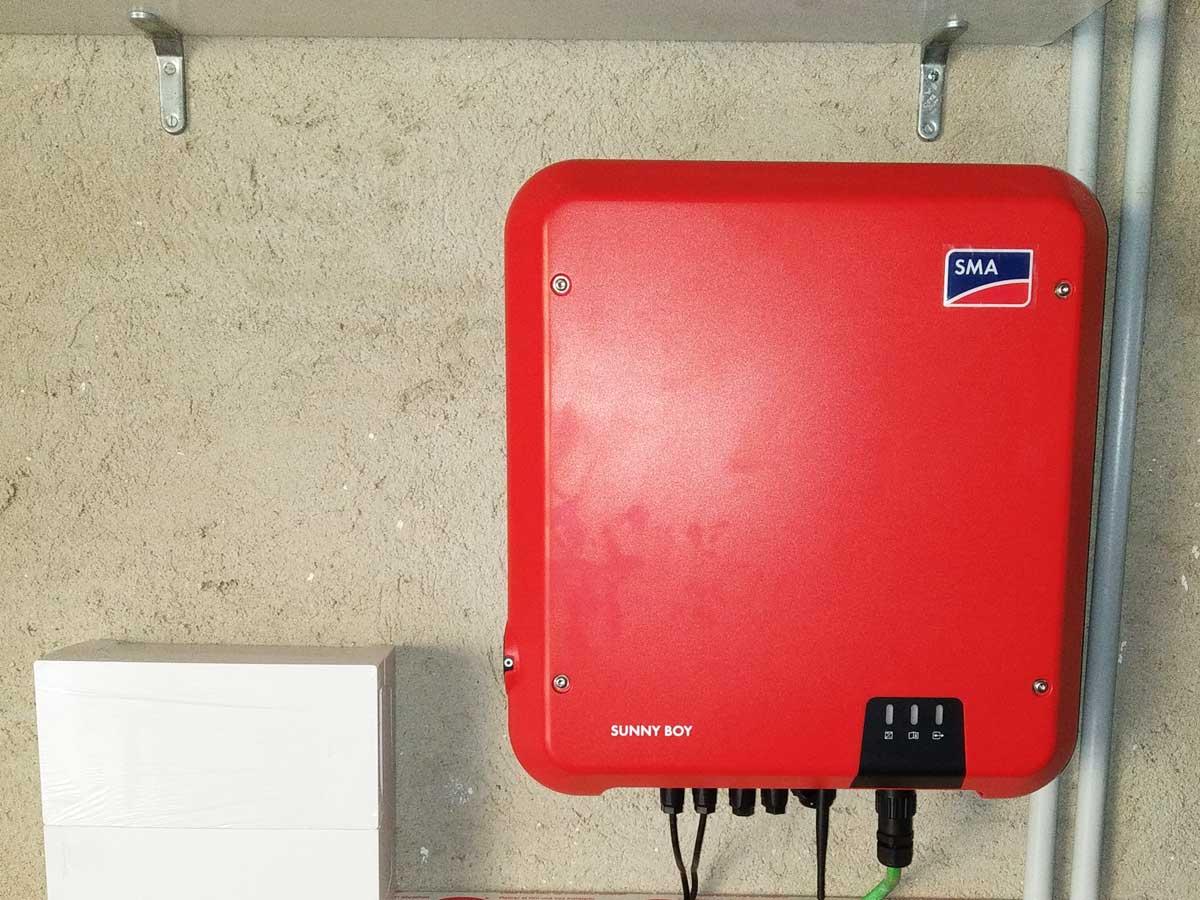 Vallès Occidental 3,85 kWp Image