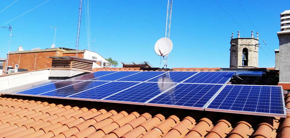 Vallès Occidental 3,3 kWp Image