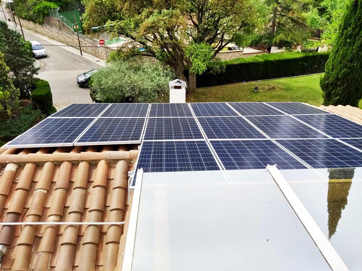 Vallès Occidental 6,6 kWp Image