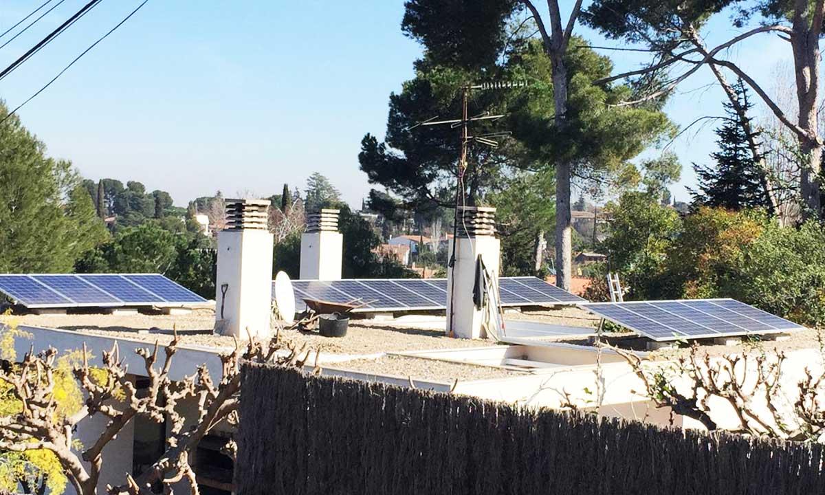 Vallès Occidental 4,95 kWp Image