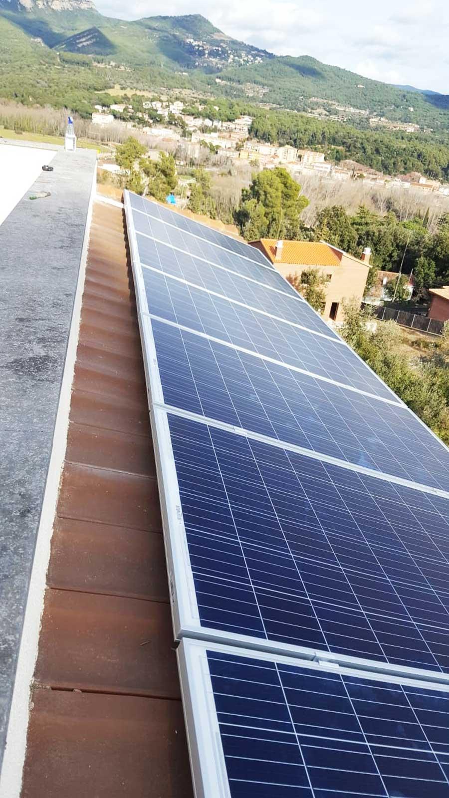 Vallès Oriental 4,95 kWp Image
