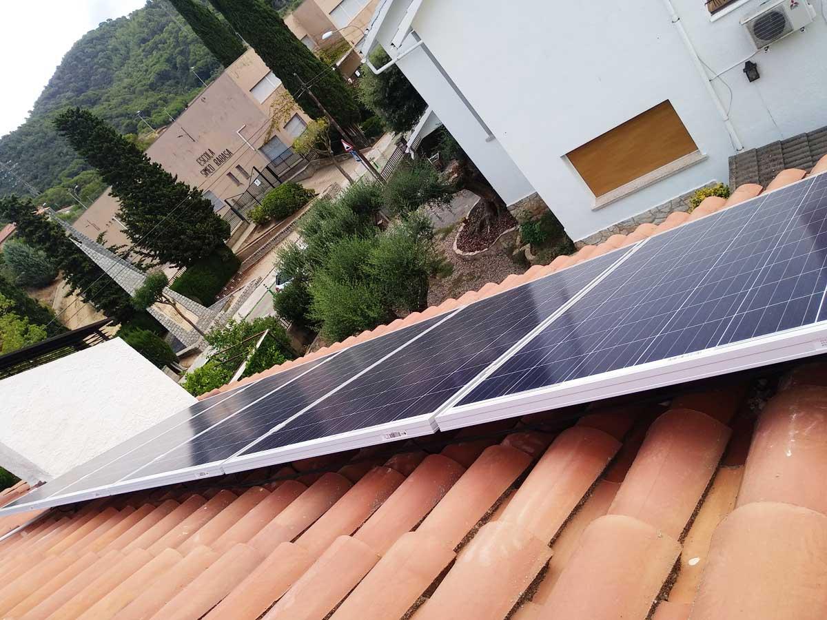 Vallès Oriental 3,85 kWp Image