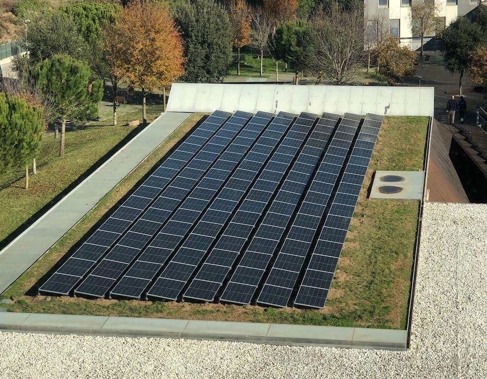 panells fotovoltaics banc sabadell