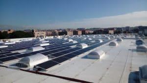 Granollers autoconsum panells Solars empreses