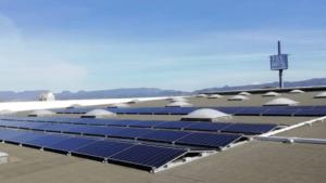 Paneles solares empresas FES MES