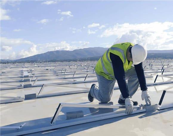 Asesoramiento proyectos paneles solares