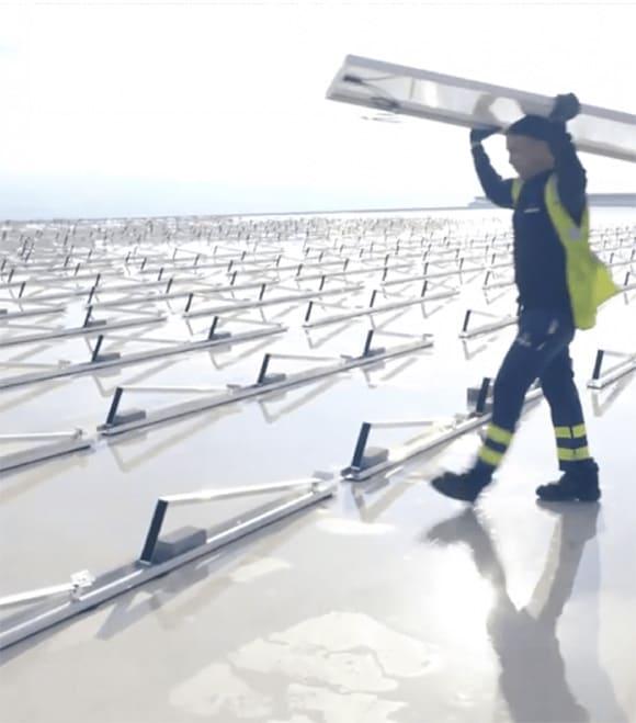 Que inversión supone los paneles solares